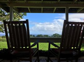 Hulili Farm Cottage, North Hilo
