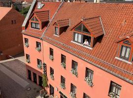 Hotel-Pension Am Schwanenteich, Lutherstadt Wittenberg