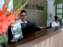 Green Nature Machu Picchu