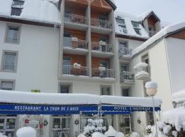 Logis Hôtel L'Auzeraie, Ax-les-Thermes
