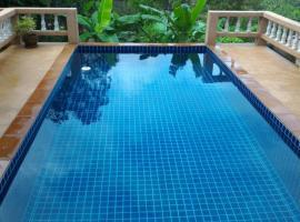 Big House Seaview Pool Garden, Lipa Noi