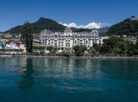 Hotel Eden Palace au Lac, Montreux