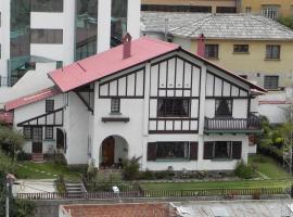 La Maison De La Bolivie