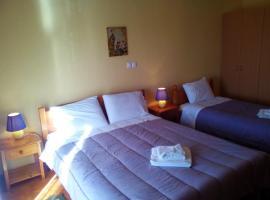 Hotel Aoos, 코니차