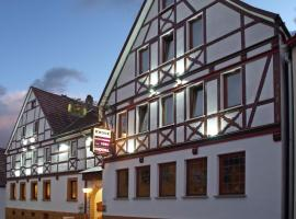 Hotel Krone, Tauberrettersheim