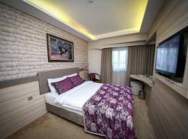 Asya Hotel, Balıkesir