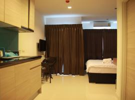 Long Beach Condo Studio, Na Jomtien