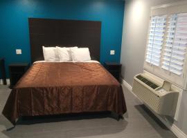 Coronado Motel, Long Beach