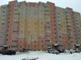 Apartment on Staroye shosse 4a, Vologda