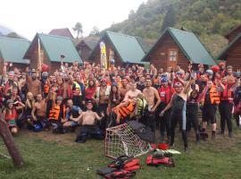 Rafting Camp DMD, Bastasi