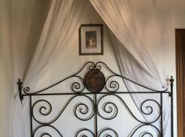 Appartamento degli Ulivi, Montisi