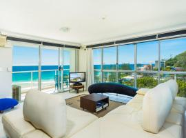 Burleigh Beach Tower Resort, Gold Coast