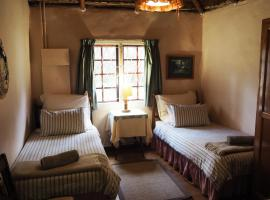 Back o' the Moon Holiday cottage, Hogsback