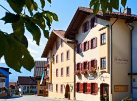 Klausenhof am Park, Hotel garni, Murnau am Staffelsee