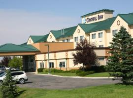 Crystal Inn Hotel & Suites - Great Falls, Great Falls