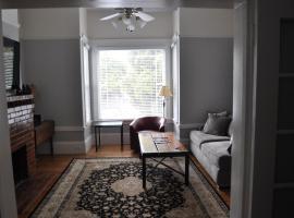 Spacious 2-Bedroom Edwardian Flat