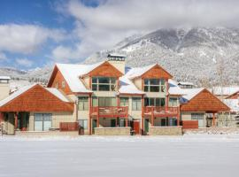 Crail Creek Condominiums- Unit 611, Big Sky Meadow Village