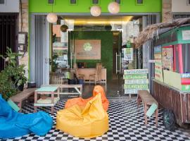 The Eco-living Hostel, Denpasar