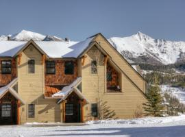 Saddle Ridge Townhome-Unit K1, Big Sky Mountain Village