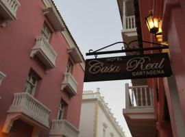 Hotel Casa Real Cartagena, Картахена