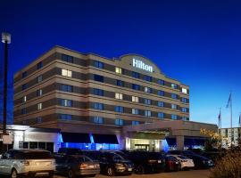 溫尼伯機場希爾頓套房酒店