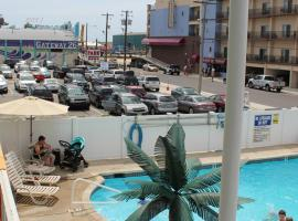 Island Breeze Motel, North Wildwood
