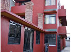 Hotel Santa Cruz, Oaxaca City