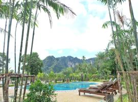 Diamond beach resort, Ao Nam Mao