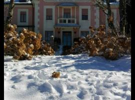 Grande Albergo Gambarie, Gambarie d'Aspromonte