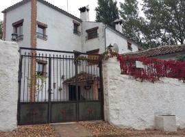 Molino del Curro, El Horcajo
