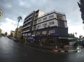 Asty Hotel, Nicósia