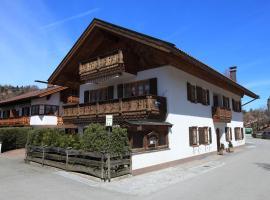 Ferienhäuser Werdenfels, Mittenwald