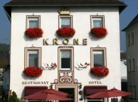 Hotel Krone Rüdesheim, Rüdesheim am Rhein