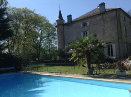 Chateau ANTELYS, Montredon-Labessonnié