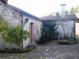 Agriturismo La Cagnona, Borghi