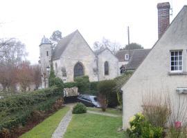 La Grange, Chamant