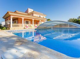 Villa Santa Aina, Sa Torre