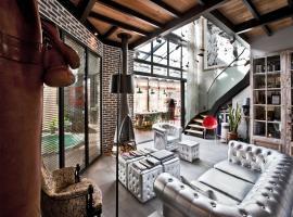SweetHOME Lacroute&Buffet Maison d'Hôtes & Spa, Asnières-sur-Oise
