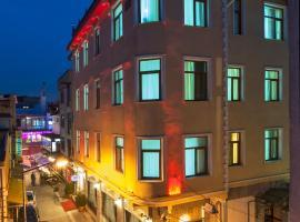 Hotel Kumkapi Konagi, İstanbul
