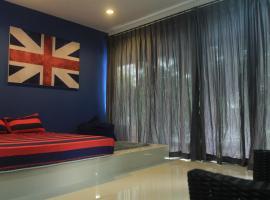 Padmadewi Anyer Villa & Hotel, Cinangka