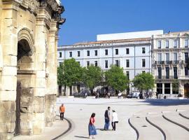 Appart'Hotel Odalys Le Cheval Blanc, Nîmes
