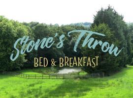 Stones Throw B&B, Llandissilio