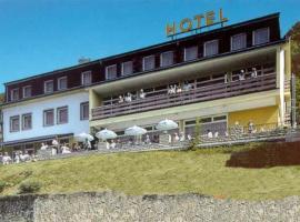Hotel Haus Wallstein, Wallendorf