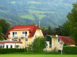 Ferienwohnungen Rosi, Bodensdorf