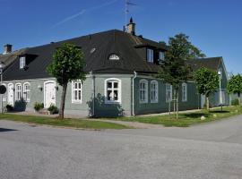 Lägenhet i ljuvliga Skanör, Falsterbovång
