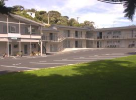 Newlands Court Motel, Wellington