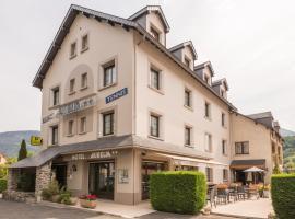 Hôtel Aurélia, Saint-Lary-Soulan