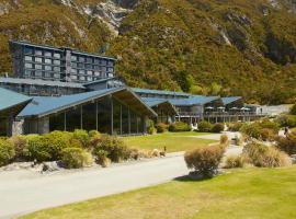 The Hermitage Hotel Mt Cook, Mount Cook Village