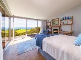 Waiheke Luxury Blue and Green Rooms, Ostend
