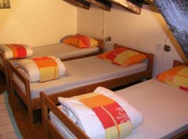 Pliskovica Youth Hostel, Pliskovica